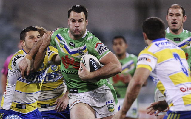 Canberra Raiders consign Parramatta to eighth loss in a row