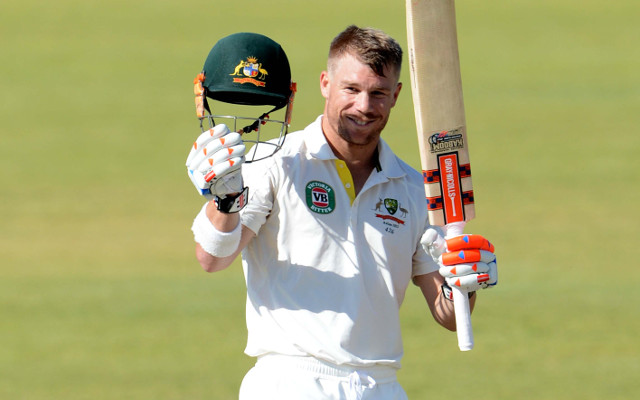 David Warner scores timely ton before third Ashes Test