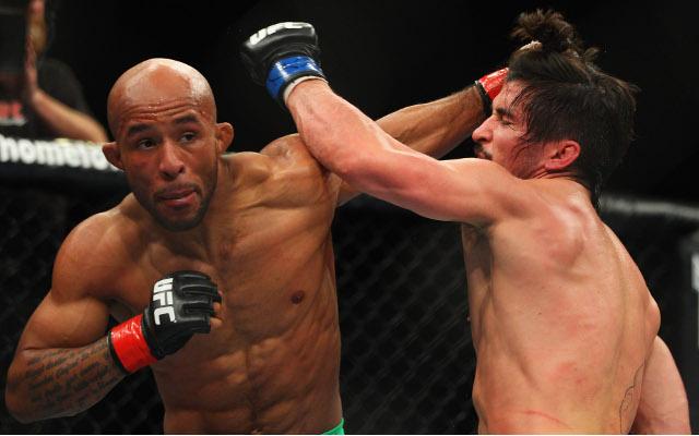 (Video) John Moraga to take on Demetrious Johnson at UFC on FOX 8