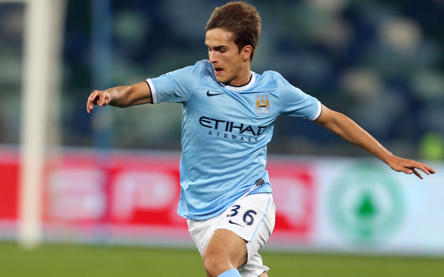 Barcelona prepare move for Manchester City starlet