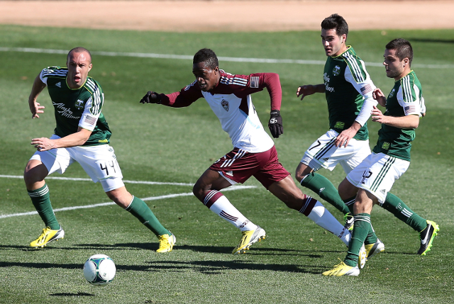 (Video) Colorado Rapids 2-0 Vancouver Whitecaps: MLS Highlights