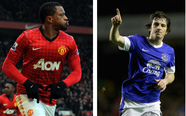 Manchester United signing Baines may not be a good idea with Evra in great form