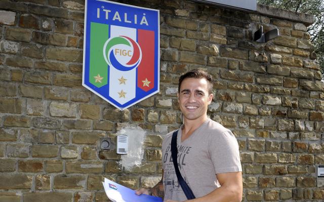 Italy legend recommends Edin Dzeko as replacement for Edinson Cavani