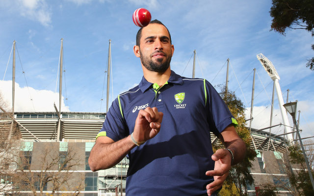 Fawad Ahmed named in Australian ODI squad to play England