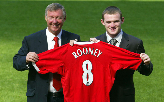 Wayne Rooney has 'buried the hatchet' with Sir Alex Ferguson after almost leaving Manchester United