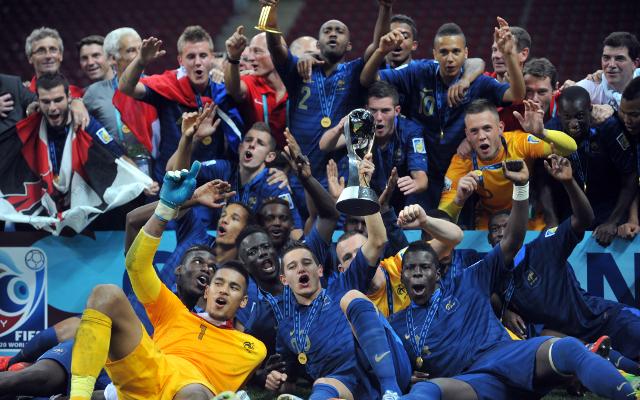France under-20 Football