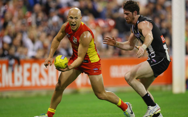 (Video) Gold Coast Suns stun Collingwood in AFL upset