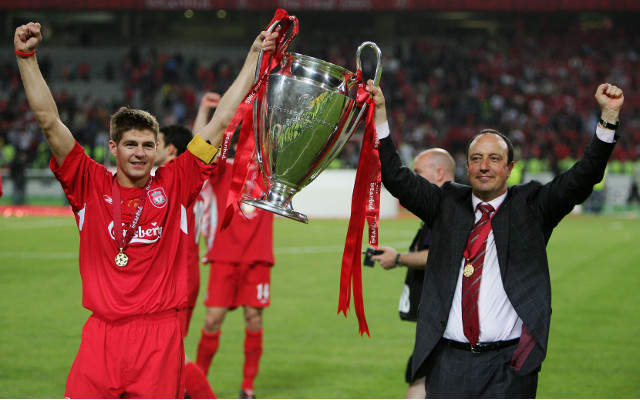 Top 10 best Liverpool games, including the brilliant Champions League final win