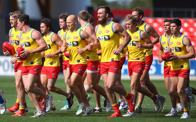 Gold Coast gun youngster Brandon Matera to be sidelined with injury
