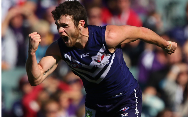 Fremantle Dockers small forward Hayden Ballantyne reveals his secret to AFL success