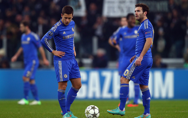 Hazard Mata Chelsea