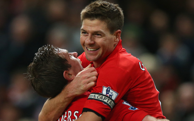 (Image) Incredible image of Steven Gerrard mobbed by Thai Liverpool fans