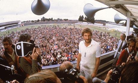 Ian Botham England Cricket