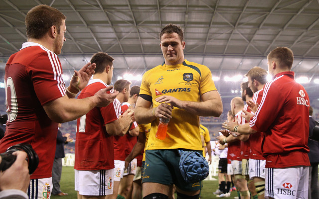 James Horwill's status for Lions Test unknown after latest hearing