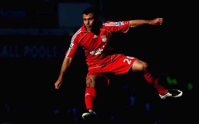 Javier Mascherano Liverpool
