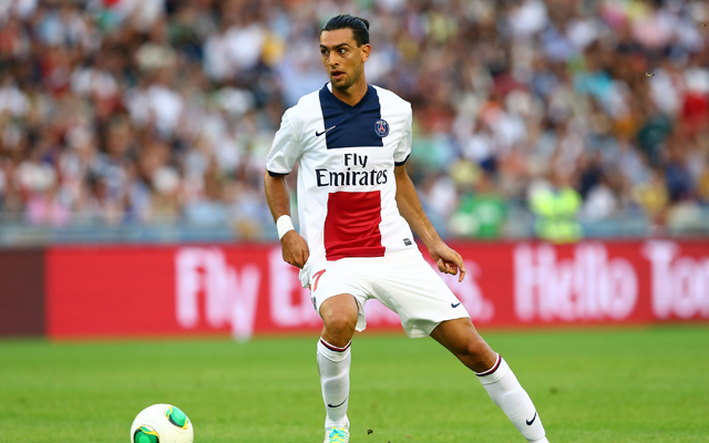 Javier Pastore Paris Saint-Germain