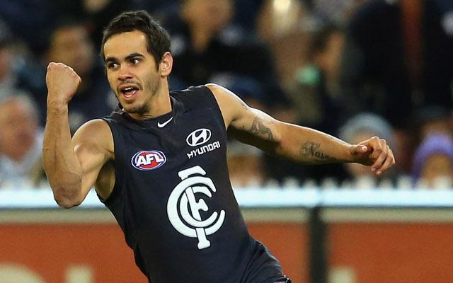 (Video) Carlton Blues get fast start to cross-town AFL clash