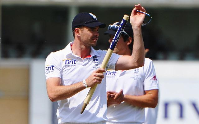 (Video) Alastair Cook heaps praise on James Anderson's 10-wicket haul