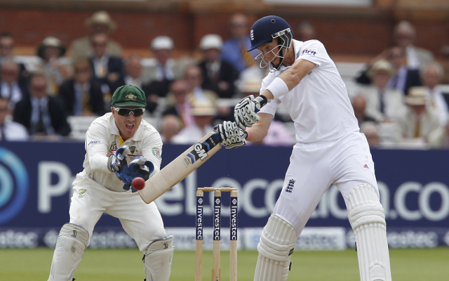 England v Australia: 2nd Ashes Test, afternoon session highlights, day three