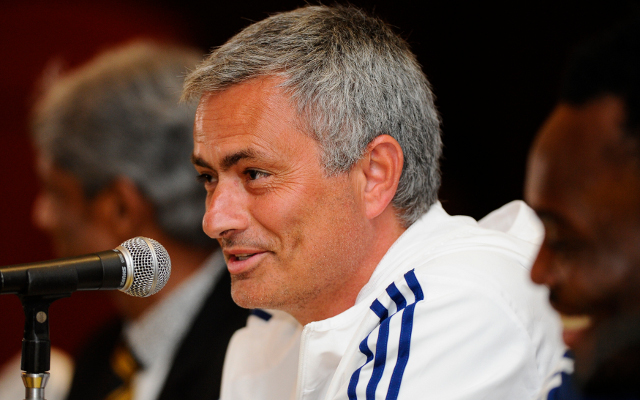 Chelsea boss Jose Mourinho 'happy' as he hints at imminent £16m signing