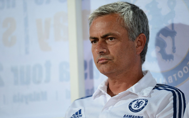 Mourinho remains 'calm' over Chelsea's pursuit of Wayne Rooney