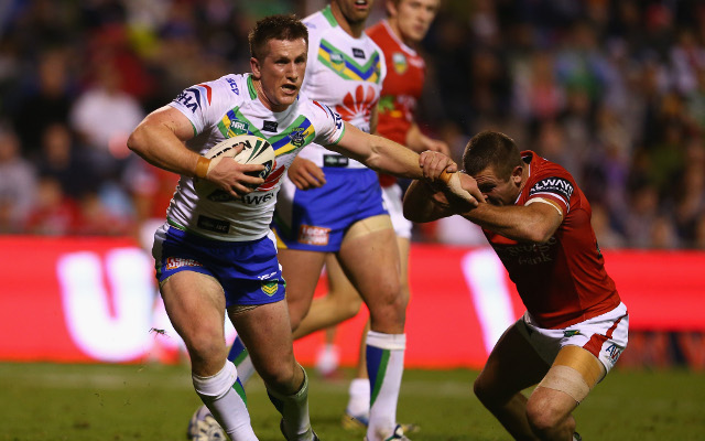 Canberra Raiders extend their NRL hoodoo over Dragons