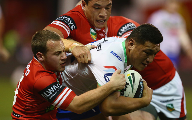 Canberra Raiders upset South Sydney Rabbitohs 30-22: match report with video