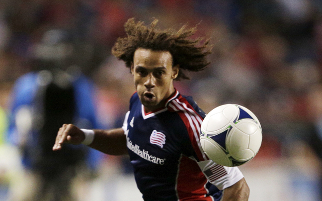 Kevin Alston makes New England Revolution comeback after defeating leukaemia