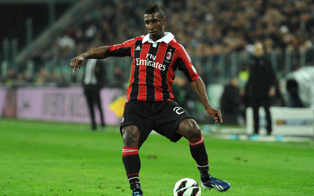 (Video) AC Milan defender Kevin Constant leaves pitch after racist abuse