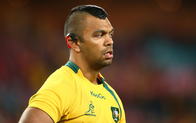 Wallabies squad annoucement: Ewen McKenzie drops Kurtley Beale and Nic White for Springboks clash