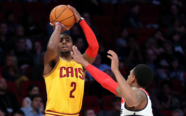 "Kyrie Irving wants to be ""the best player in the NBA"""
