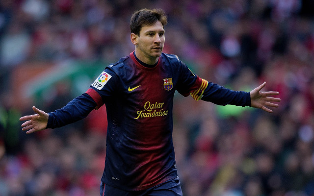 (Video) Lionel Messi on song as Barcelona crush Valerenga 7-0
