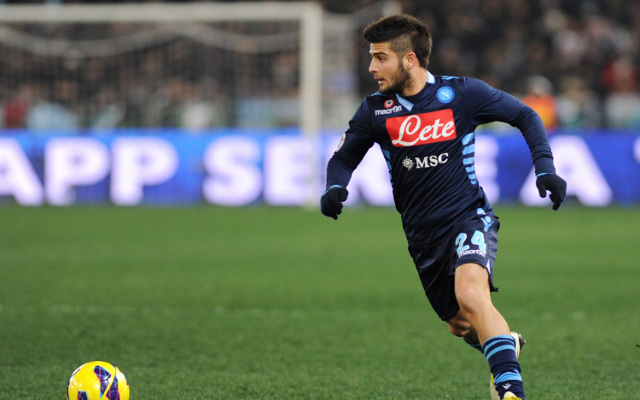Napoli starlet Lorenzo Insigne rejects Sunderland
