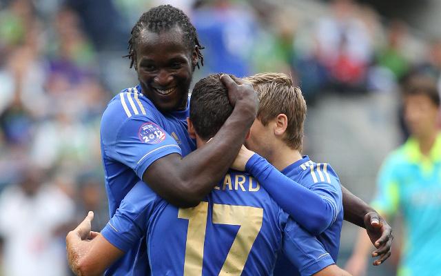 Lukaku Hazard Chelsea