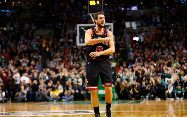 San Antonio Spurs reach deal with Chicago Bulls star Marco Belinelli