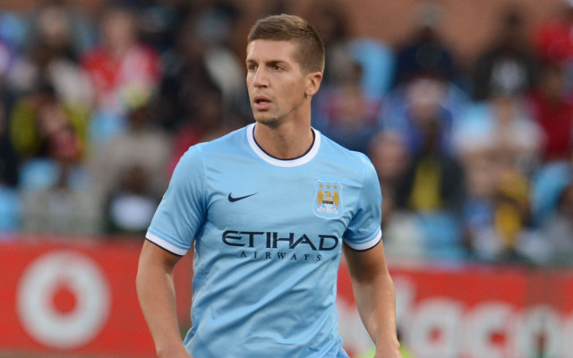 Mateja Nastasic Manchester City