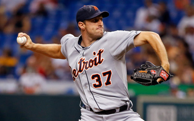 Max Scherzer continues to set records for Tigers in MLB