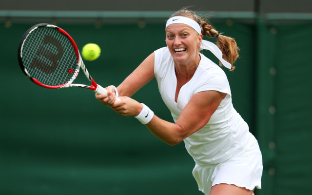 Petra Kvitova wins Wimbledon: Stunning display sees sixth seed storm past Eugenie Bouchard