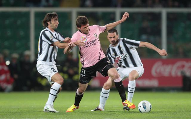 Pirlo Bonucci Juventus