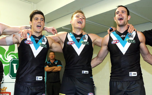 (Video) Port Adelaide earn gutsy win over Brisbane Lions