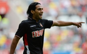 Radamel Falcao AS Monaco
