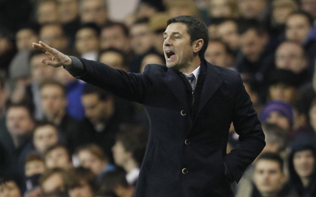 Remi Garde stamps identity on Aston Villa squad in less than a week (video)