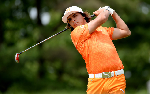 (Video) Reason why Rickie Fowler dresses in loud clothes revealed