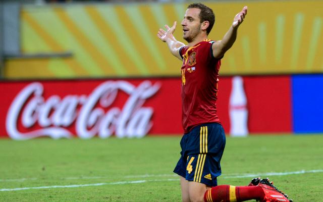 Roberto Soldado Spain