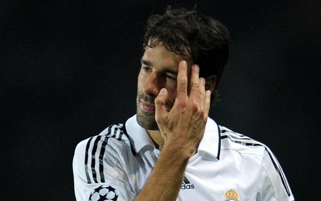 Ruud Van Nistelrooy Real Madrid