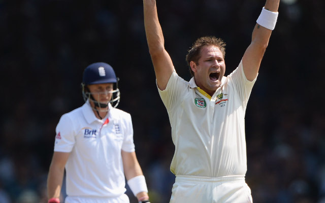 Ryan Harris reveals he could have played for England