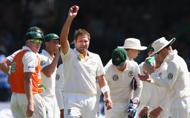 Ryan Harris helps Australia to bowl out England for 361 at Lords
