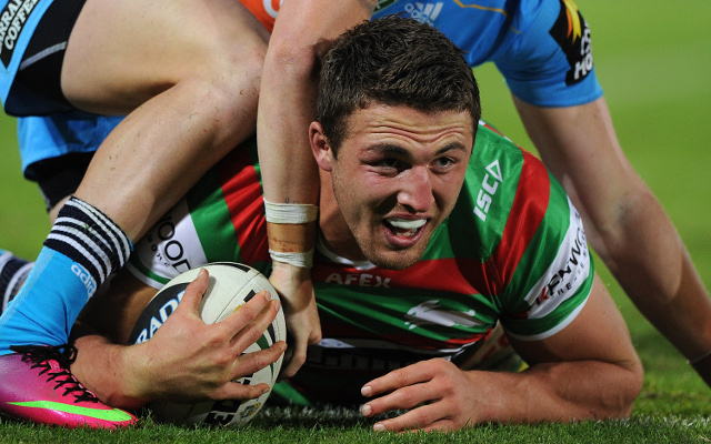 Report: Sam Burgess quits the NRL for rich English rugby union deal