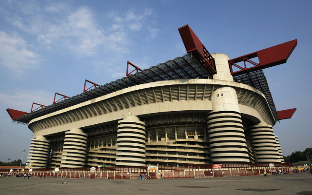 Report: AC Milan set to leave San Siro with plans for new stadium