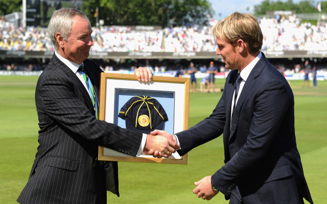 Shane Warne inducted into ICC Hall of Fame